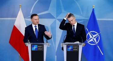 sommet Pologne - OTAN