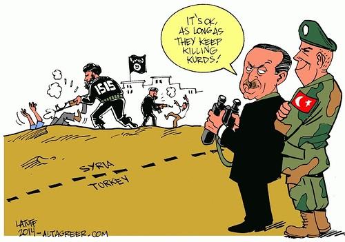 Erdogan-kurds