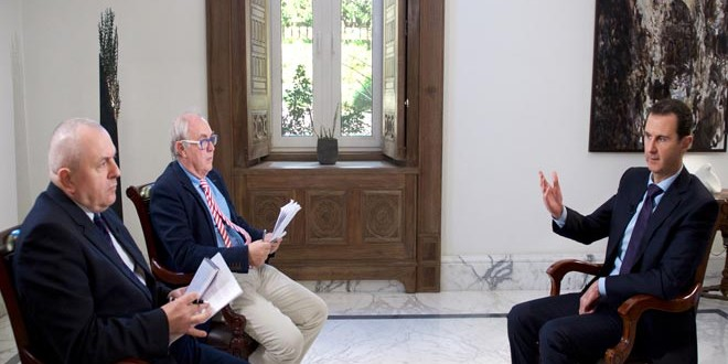 Président et AFP