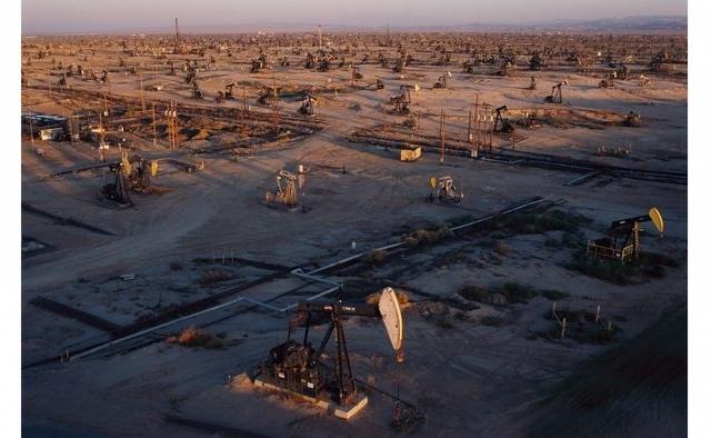 exploitation pétrolière en californie