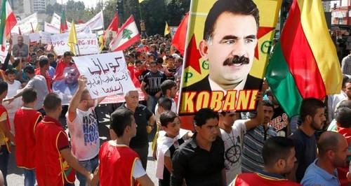 manif kurdes