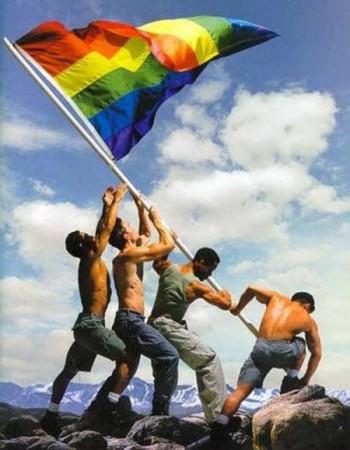 Les homosexuels, icônes de l'Amérique