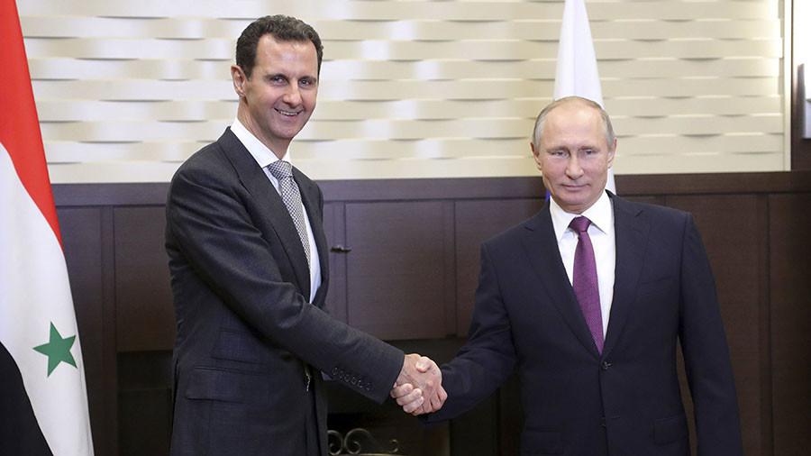 Assad-Poutine