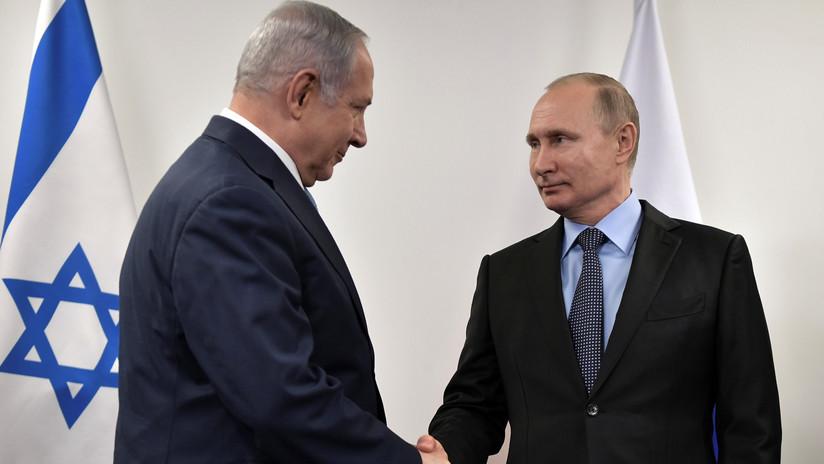 Poutine-Netayahou