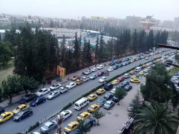 penurie_essence_Syrie
