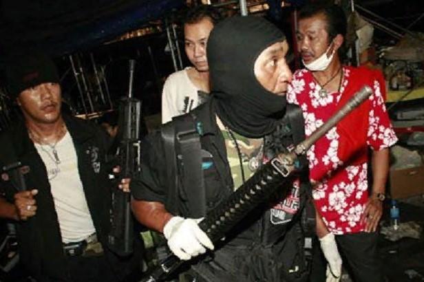 Thai death squad