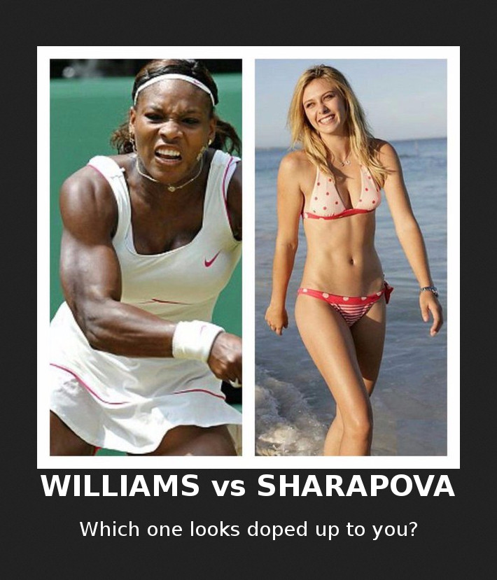 Williams-vs-Sharapova