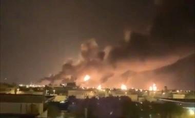 Arabie en feu