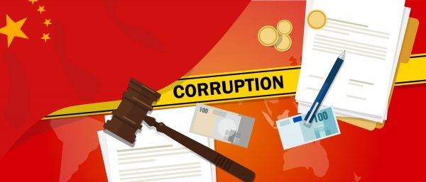 corruption china