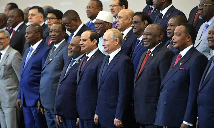 sommet russie afrique