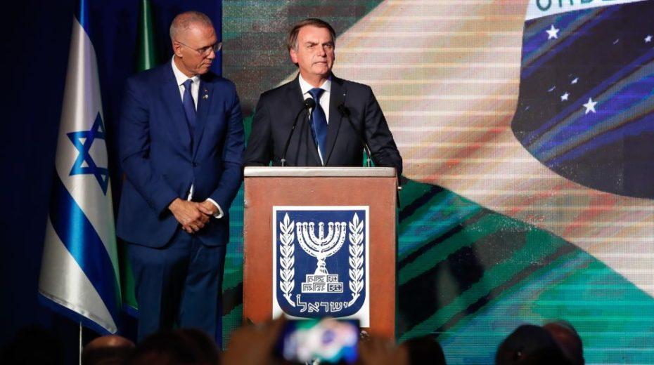 (Brasília - DF, 22/05/2019) Palavras do Presidente da República, Jair Bolsonaro. Foto: Alan Santos/PR