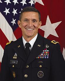 Michael T. Flynn, Lieutenant général